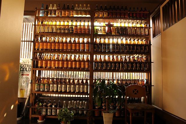 港店 焼酎ボトル